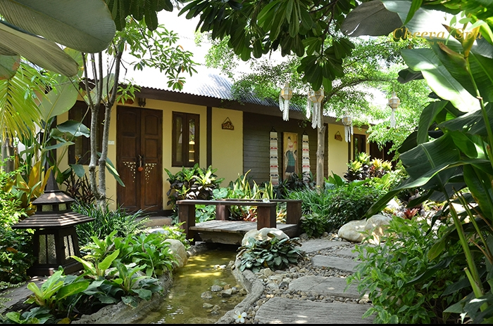 Cheeva Spa Chiang Mai Relax for a Longer Life